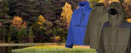 See all Hilltrek smocks: hand crafted, made from natural materials, the best performance for outdoor professionals and enthusiasts
